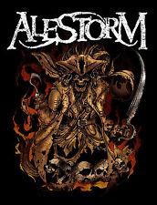 "Alestorm "" Beer Pirate "" Patch/Aufnäher 602621 #"
