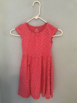 Hartstrings Toddler Girls Heart Sweater Dress Valentine/'s Day!