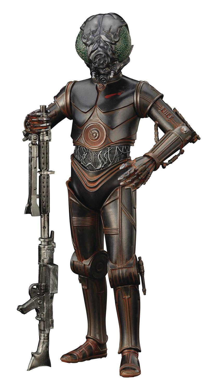 Kotobukiya Artfx - Star Wars -1 10 Échelle Bounty Hunter 4-lom Statue