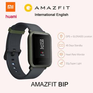 4187ef846fee Image is loading English-Version-Xiaomi-Huami-Amazfit-Bip-Green-IP68-