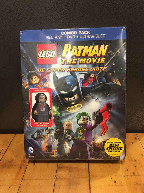 LEGO Batman: The Movie - DC Super Heroes Unite (Blu-ray ...