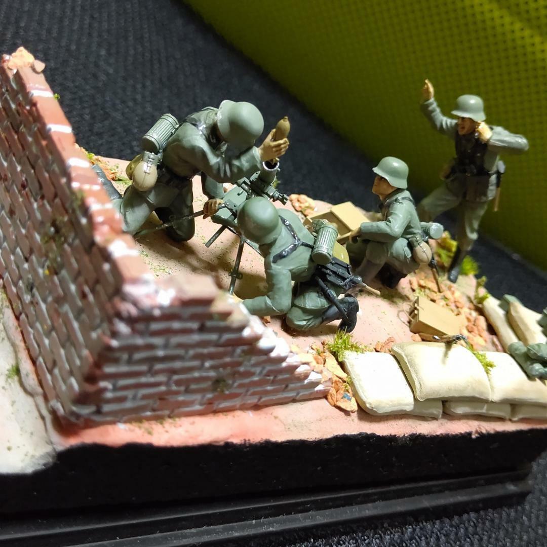 Tamiyah 1 1 1   35 modelo de plástico milltary ejército alemán con rastreo de entregas gratuitas 1d5