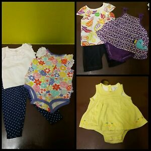 Baby Girl Clothes 12 Months Bundle Ebay