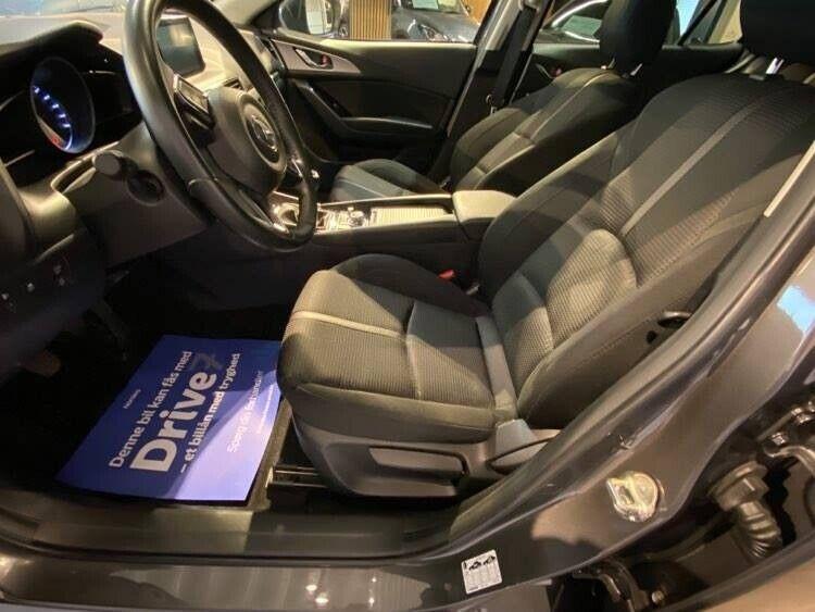 Mazda 3 2,0 SkyActiv-G 120 Vision