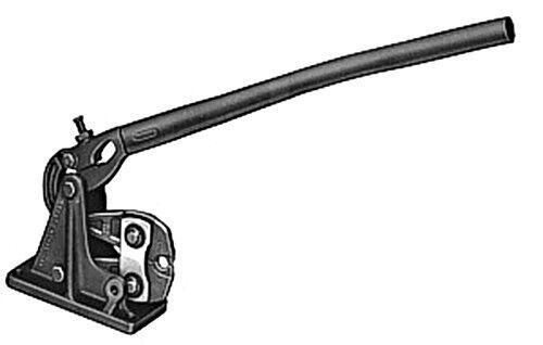 NICOPRESS Kopf für Standgerät NT510 u. Zange NT64 NT64 Zange 006032