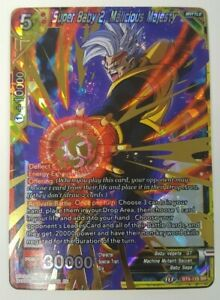 Super-Baby-2-Malicious-Majesty-Dragon-Ball-Super-CCG-NM-M-BT8-115-SR