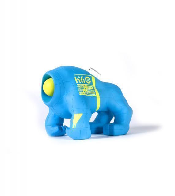 garantía de crédito Ulligus H60 Edición Azul diseñador Figura de de de Vinilo Unkl  precio razonable