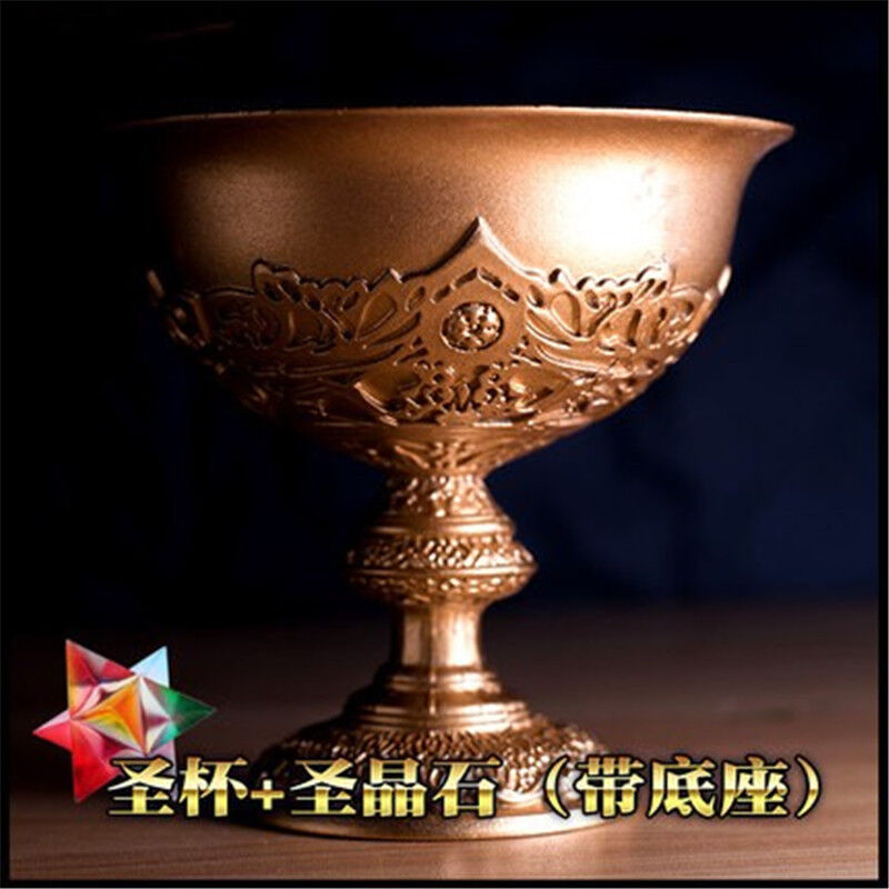 HOT FGO Fate Grand Order Fate//GO Spar Chalice Holy Crystal Figure Decor Cos Prop
