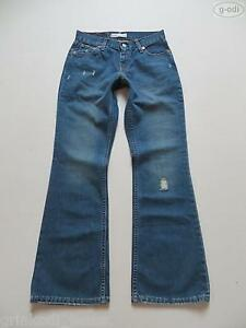 Levi-039-s-529-Bootcut-Jeans-Hose-W-27-L-32-Limited-Edition-Vintage-Denim-RAR