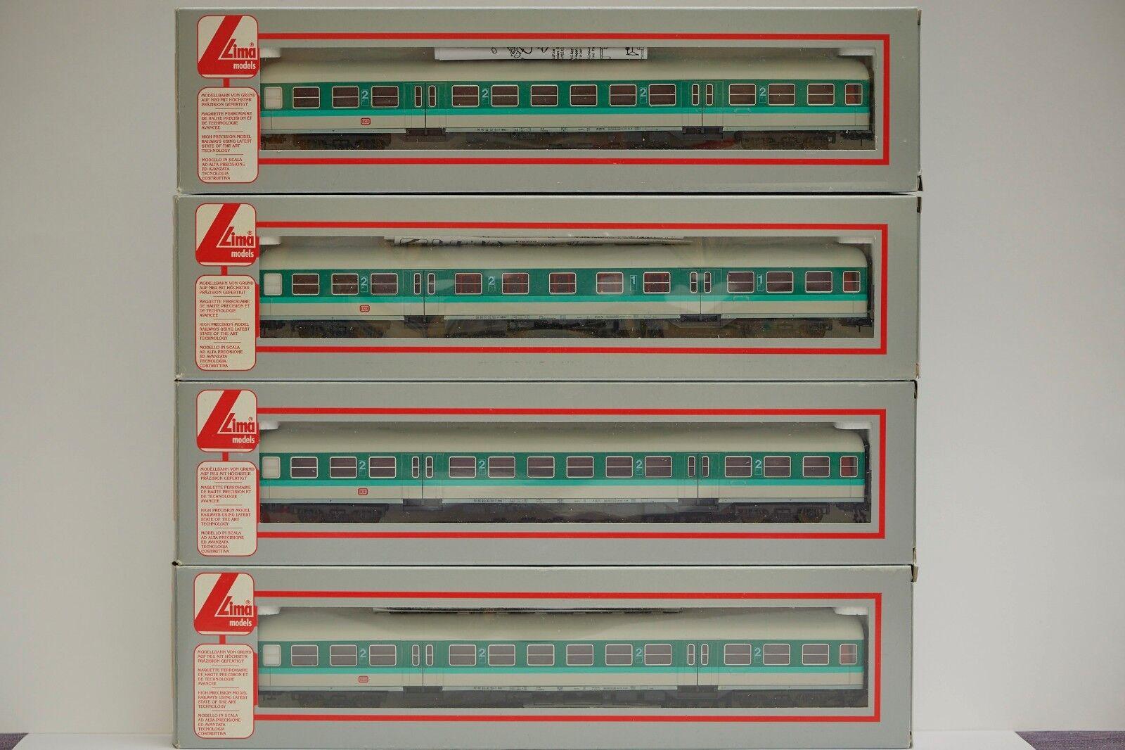 Lima Personenwagen 309637K 1.u.2.Kl., 309638K 2.Kl. 3x  | Exquisite Verarbeitung
