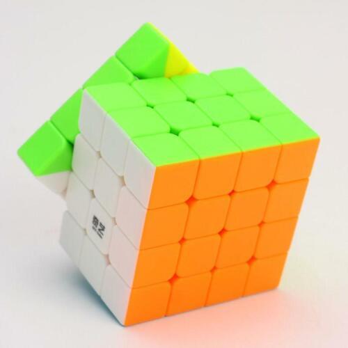 QIYI Qiyuan S 4X4X4 Speed Magic Cube Stickerless Twist Toy Turnning Quicker