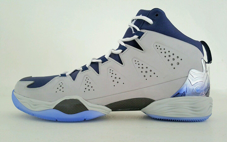 Nike Air Jordan Melo M10 Georgetown PE Sample Sz 15 Hoyas Player Sample PE Exclusive BOM 97e663