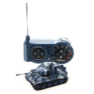 1X-1-72-Mini-carro-armato-assalto-veicolo-giocattolo-RC-Remote-Controllo-per-HK