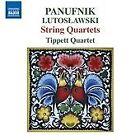 Panufnik, Lutoslawski: String Quartets (2014)
