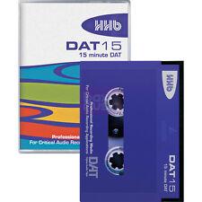 HHB Dat Tape 15 minutes New! Still Sealed!