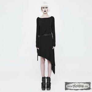 Punk-Rave-Assymetrical-Adjustable-Women-Dress-Punk-Gothic-Steampunk