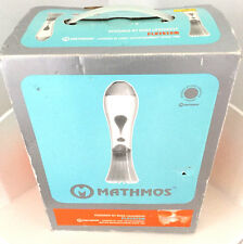 Rare NEW and Boxed Mathmos Fluidium Clear Green Lava Lamp Retro Ross Lovegrove