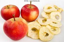 1kg getrocknete Apfelringe, natur, unbehandelt, beste Qualität