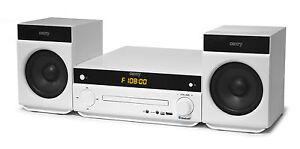 neu design stereoanlage musikanlage kompaktanlage bluetooth mini hi fi anlage ebay. Black Bedroom Furniture Sets. Home Design Ideas