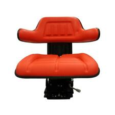 Height Adjustable Red Wrap Around Seat For Lawn Amp Garden Tractor Mower