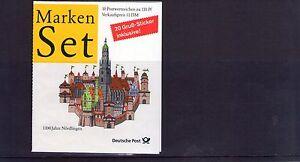 Alemania-Carne-Markenheftchen-booklet-Michel-37-nuevo-MNH-076