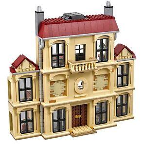 Lego-Jurassic-World-Lockwood-Estate-75930-bauen-nur-keine-Dinos-Minifiguren