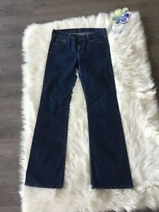 Citizens-Of-Humanity-Amber-Stretch-Medium-Rise-Bootcut-Denim-Jeans-Women-Size-28