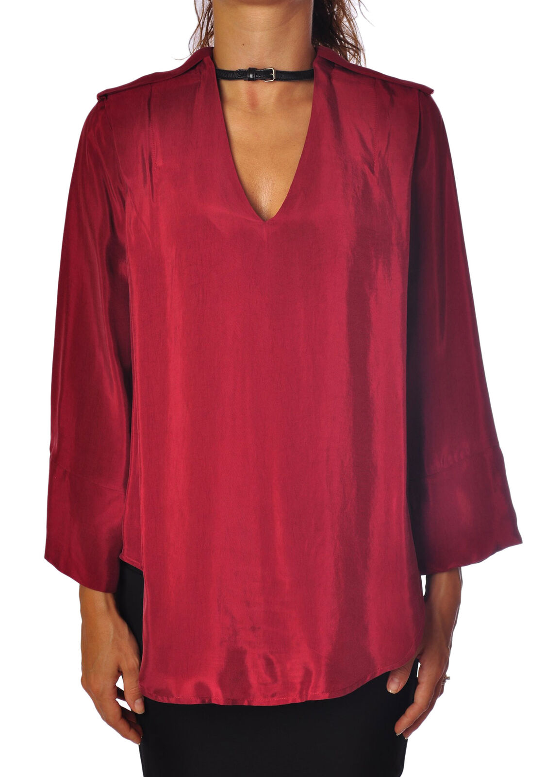 8pm  -  Blouses - Female - ROT - 116424A183900