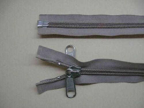 10 mm L57730 Reißverschluss YKK für Persenninge Zelte 300 cm Breit 4 cm Spiralb