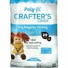Crafter's Choice Polyester Fiberfill 20oz Fob Mi 035352100856