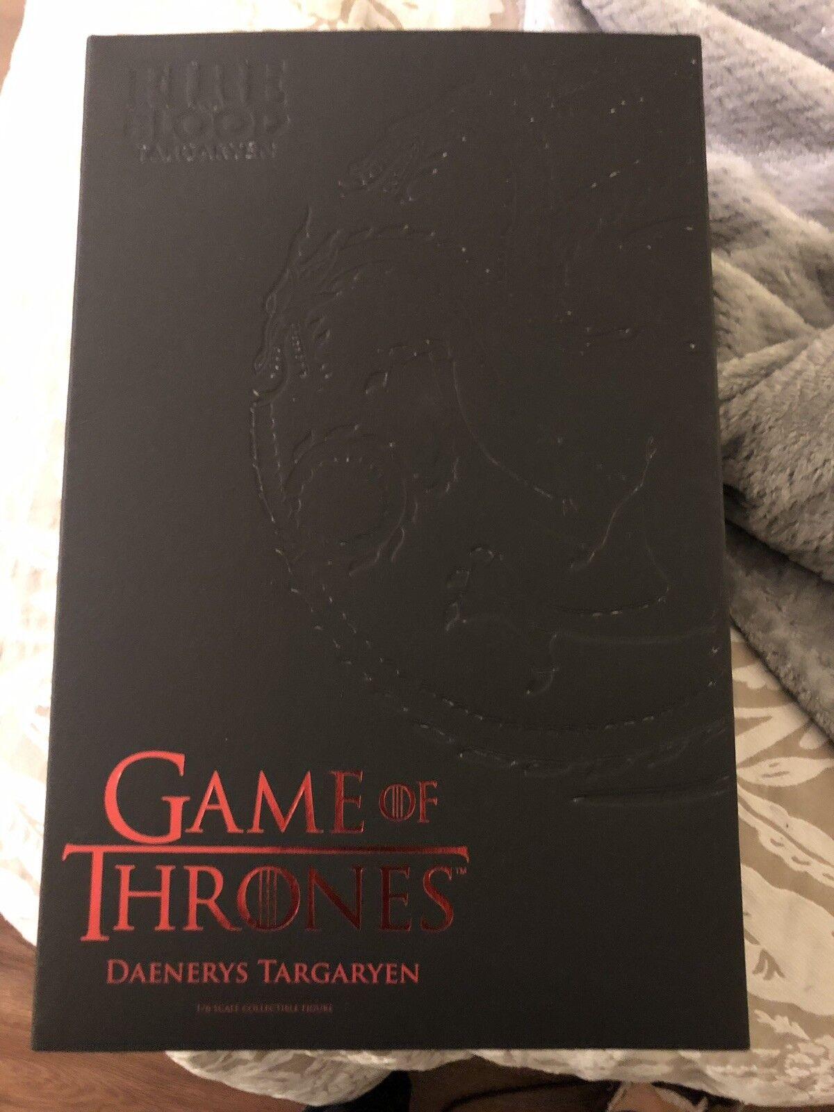 Daenerys Targaryen 1 6 12  Figure -ThreeZero HBO Game of Thrones - NEW