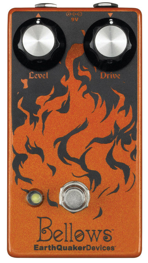 EarthQuaker Devices Bellows, Brand New