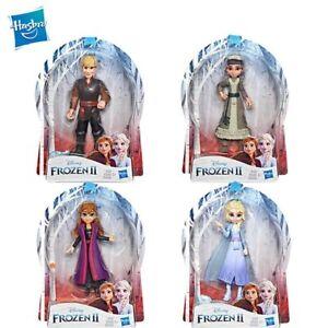 Reine des Neiges 2 / Frozen 2 - Action Figures Collection - Hasbro 2019 - NEW
