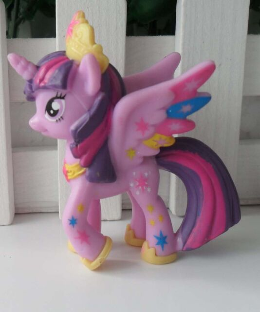 NEW  MY LITTLE PONY FRIENDSHIP IS MAGIC RARITY FIGURE FREE SHIPPING  AW    64