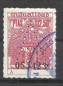 5503-RARO-VALOR-112-50-PTS-DESCONOCIDO-SELLO-FISCAL-MUTUALIDAD-JUDICIAL-ESPANA