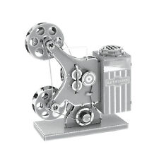 Fascinations Metal Earth Model Movie Projector MMS088