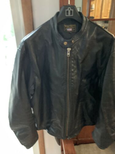Vanson Leather Motorcycle Jacket.