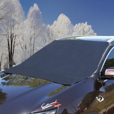 Couverture de neige de voiture magnétique pare-brise d/'hiver Glace Garde pare