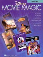 Disney Movie Magic Instrumental Folio Alto Sax 000841174