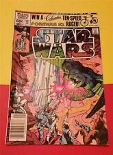STAR WARS COMIC No 55 * BRONZE JAN 1982 * MARVEL COMICS * the BATTLE HAS BEGUN
