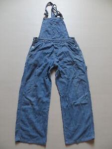 Pepe-Jeans-London-Latzhose-Latz-Hose-Gr-XL-W-30-leichter-Denim-Overall
