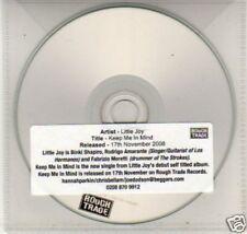 (K130) Little Joy, Keep Me In Mind - DJ CD