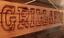 GRILL-amp-BBQ-geflammt-Holzschild-fuer-Garten-Grillecke-Gartenhaus-Douglasie Indexbild 3