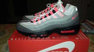 135 Bnwb Max deporte tamaño rojo Nike 95 11 en Color Og £ de solar Air Granito Zapatillas r0aEwrq
