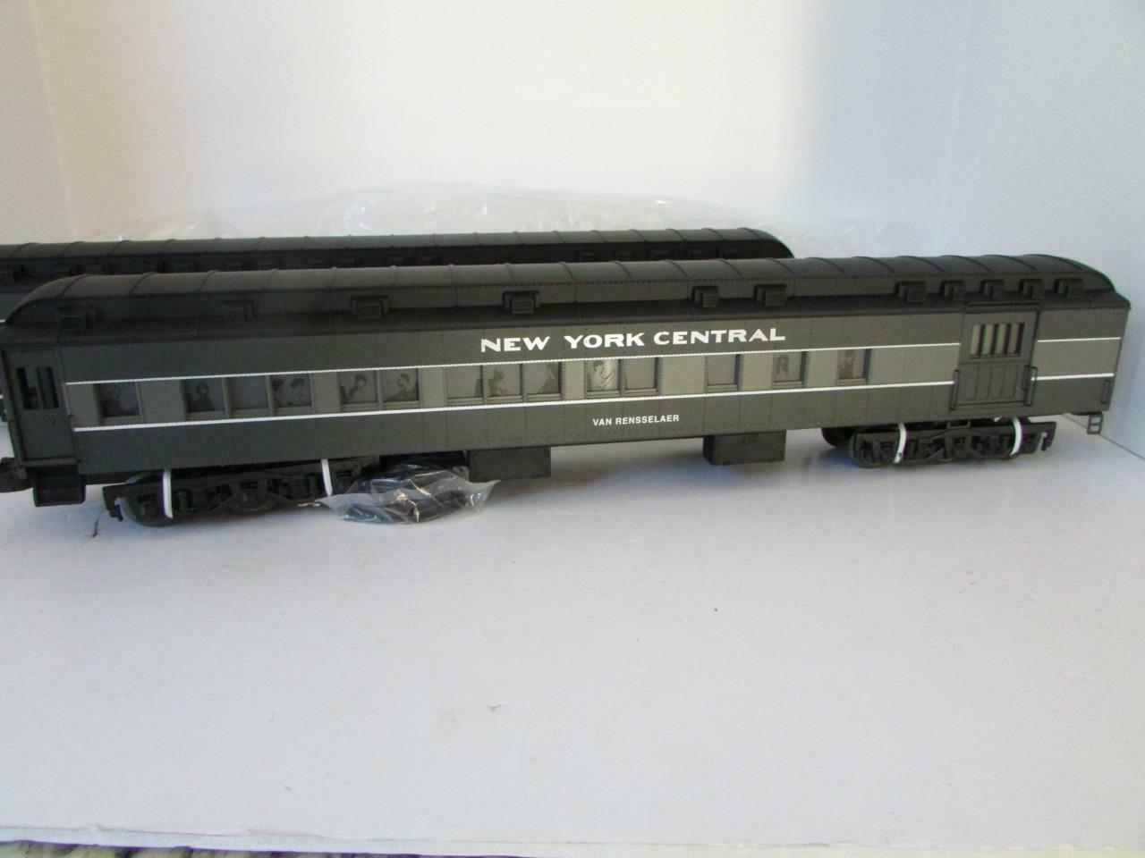 The Lionel Caveau  nuovo York Centrale Heavyweight 18   Combo  Pulluomo W11