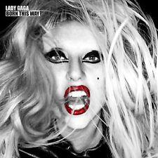 LADY GAGA BORN THIS WAY RARE LIMITED EDITION   2 CD 3 BONUS 14 REMIXES