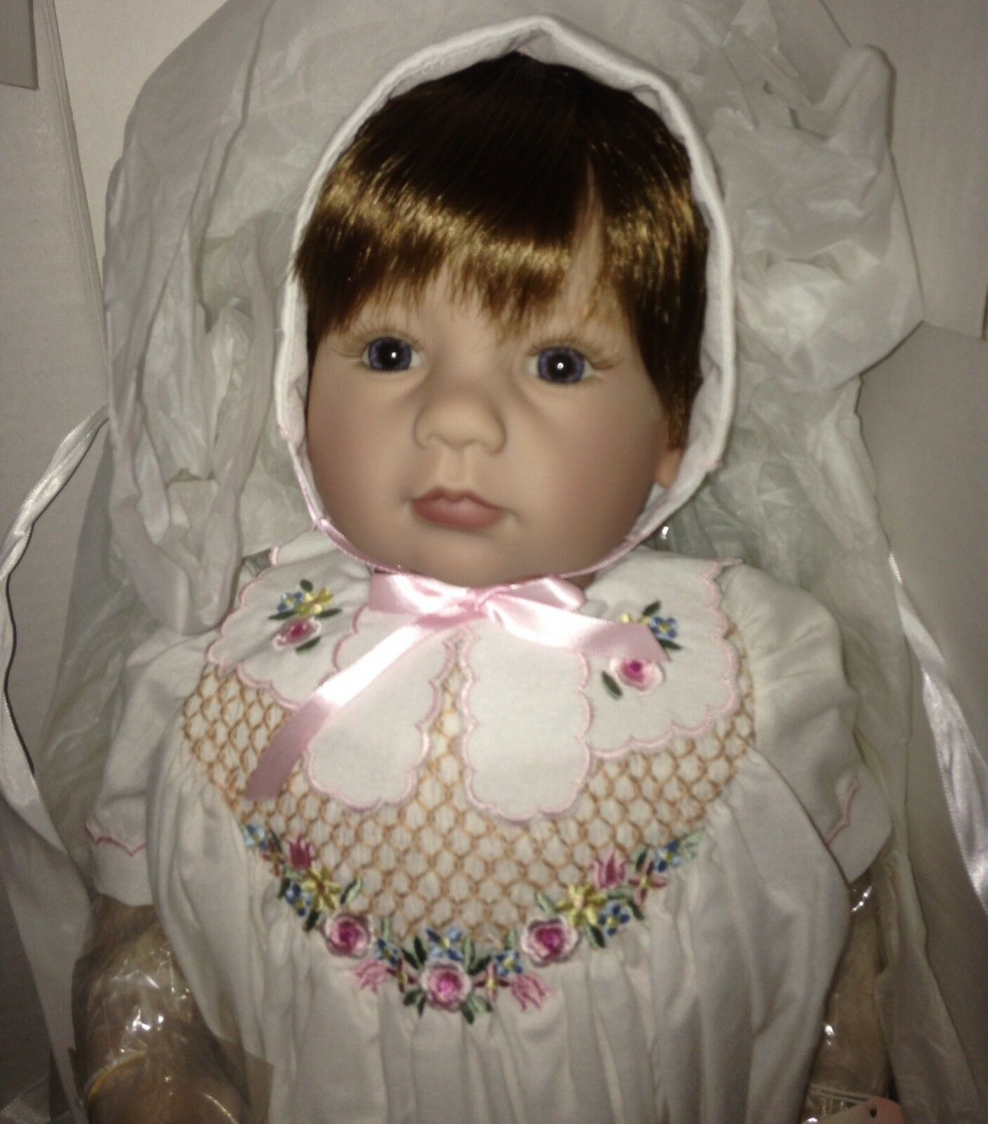 リボーンドール、リアル赤ちゃん人形販売