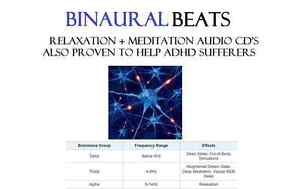 DMT-EXPERIENCE-BINAURAL-BEATS-BRAINWAVE-THERAPY-CD-Sound-Effects-amp-Nature