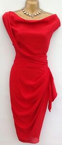 Phase Rrp Eight Size Occasion verity 140 Dress Scarlet £ Red 12 00 RrSRwqU7