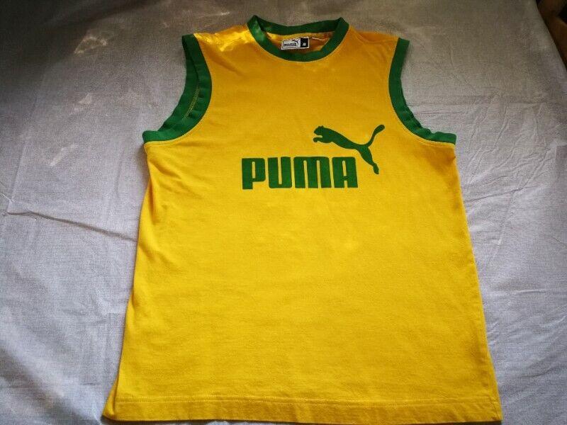 Brazil Colors Puma Vest